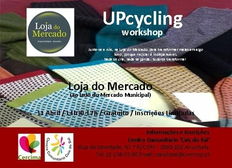 I workshop UPcycling 2018