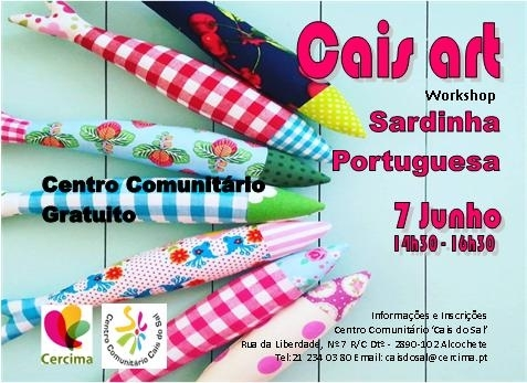 Workshop Cais Art - Sardinha Portuguesa