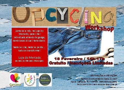 Workshop Upcycling