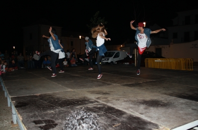 Hip Hop Ginásio Quinta do Valbom