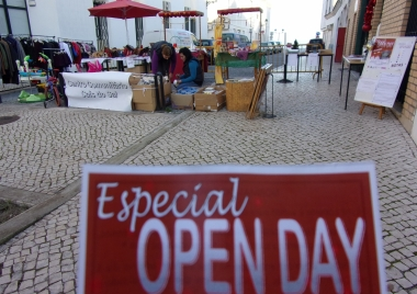 Especial Open Day Loja do Mercado