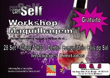 Workshop CaisSelf :unhas de gel